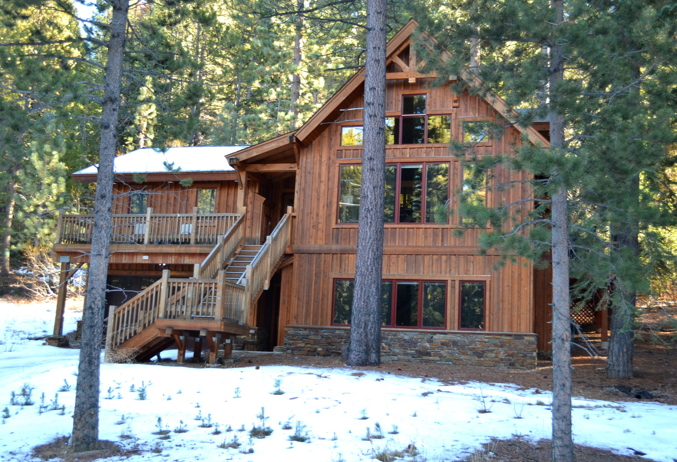 buckingham cabins lake weddings luxury vacation south rentals tahoe ideal lakefront homes and pin for including
